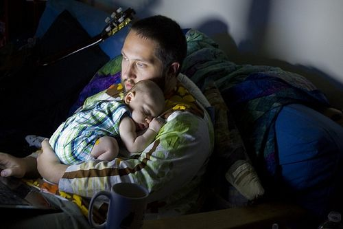 ¿Cómo ayudarlos a ser mejores papás? | Blog de BabyCenter
