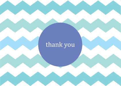 Printed these great thank you card templates out to give to my ...