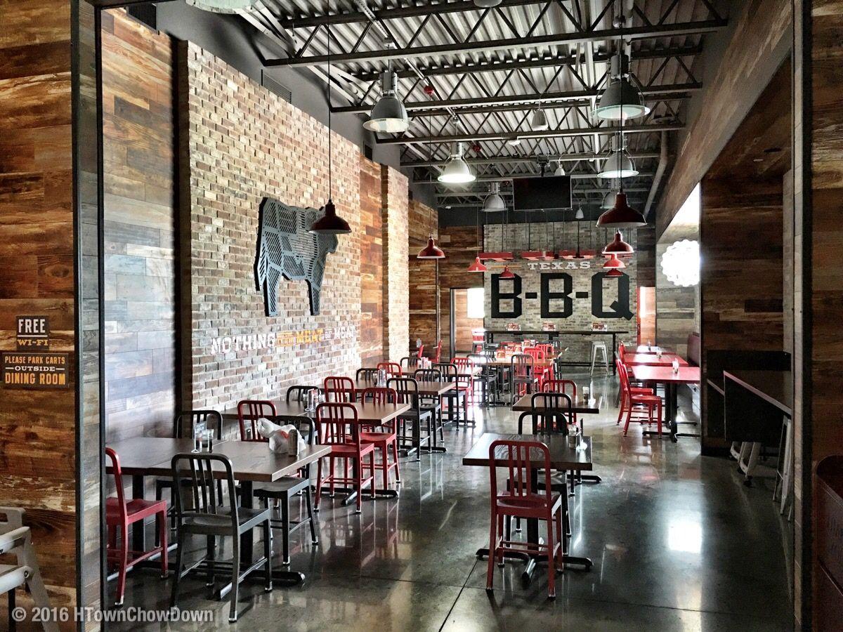 Image Result For Texas Barbecue Restaurant Modern Bbq Restaurant