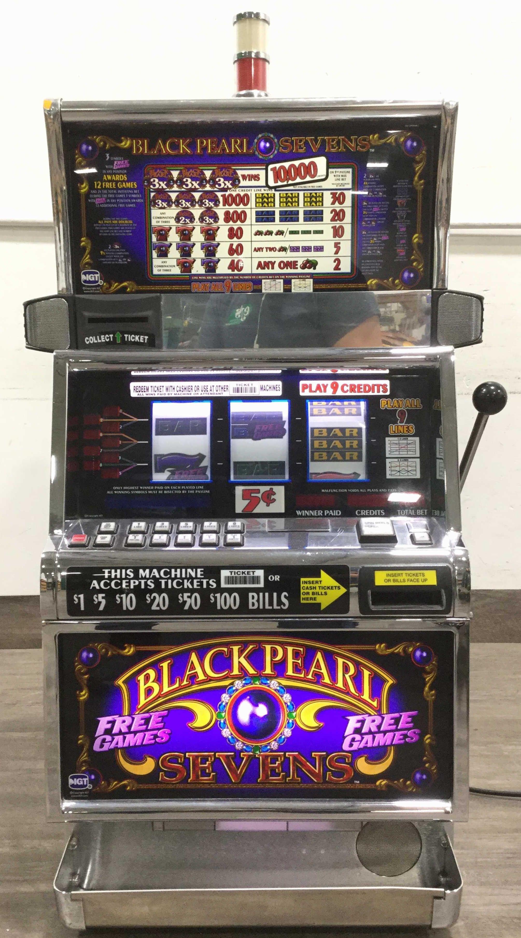 Pearl Slot Machine