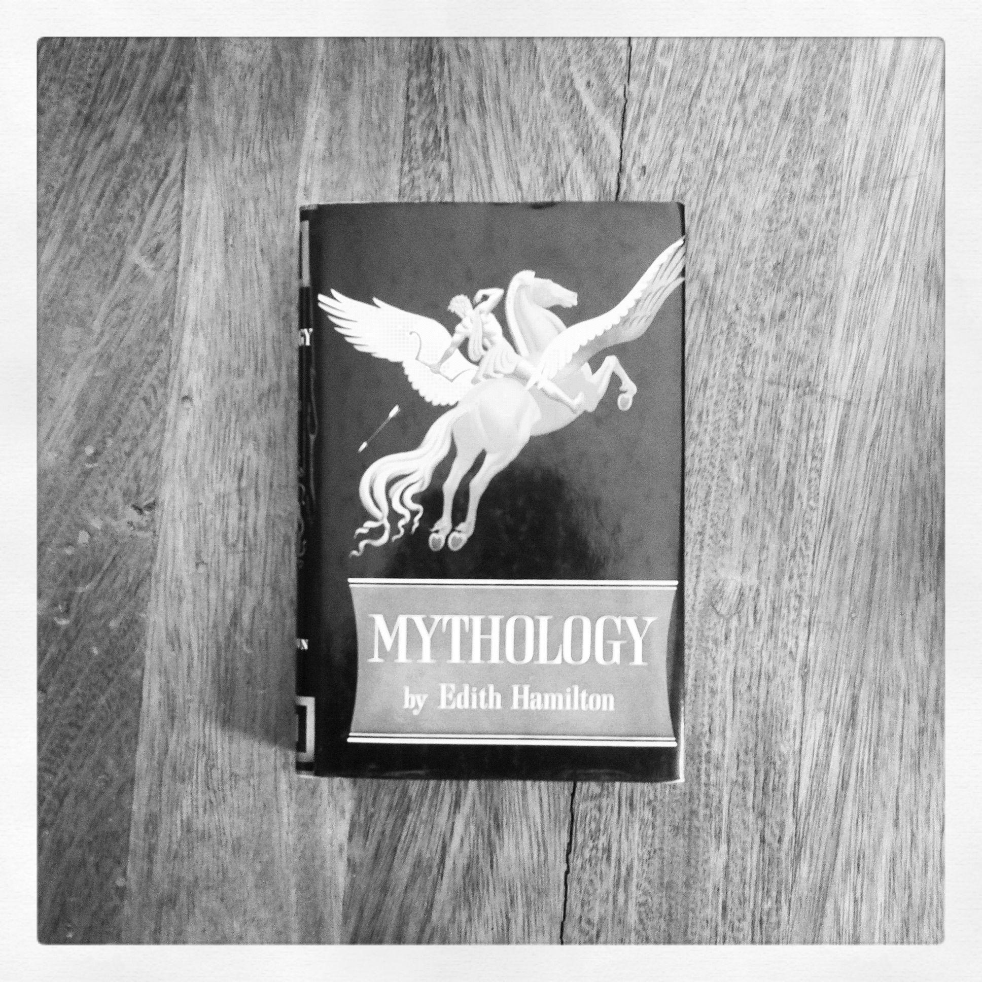 Essays on mythology by edith hamilton