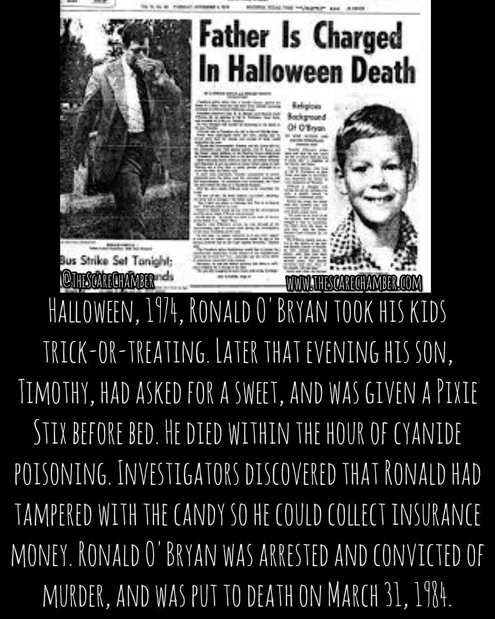 The Real Candyman Most Evil People Serial Killers True