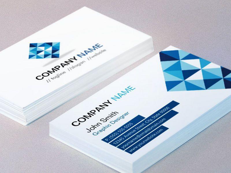 Designer contemporary diamond shape pattern business cards custom designer contemporary diamond shape pattern business cards unique business cardsbusiness card colourmoves Image collections