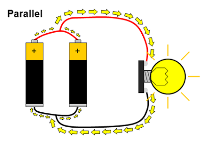 Basic Electrical And Electronic Knowledge: Parallel circuit | Basic ...