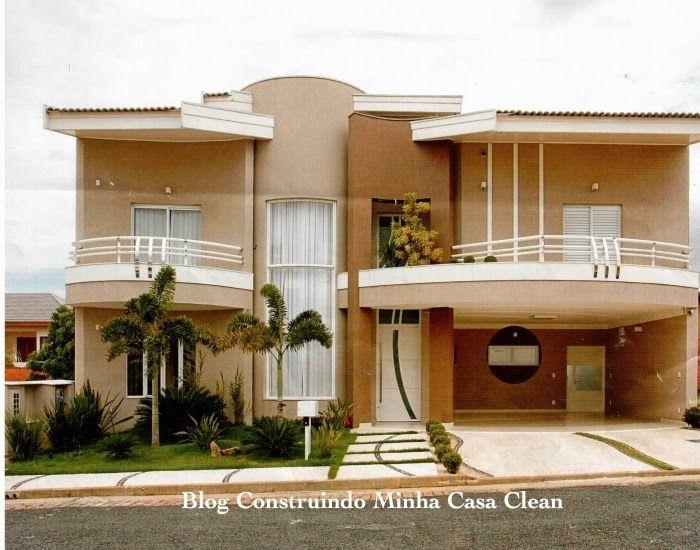 Fachadas De Casas Com Garagem! Part 78