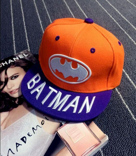 High Quality Batman Superman Snapback Hats