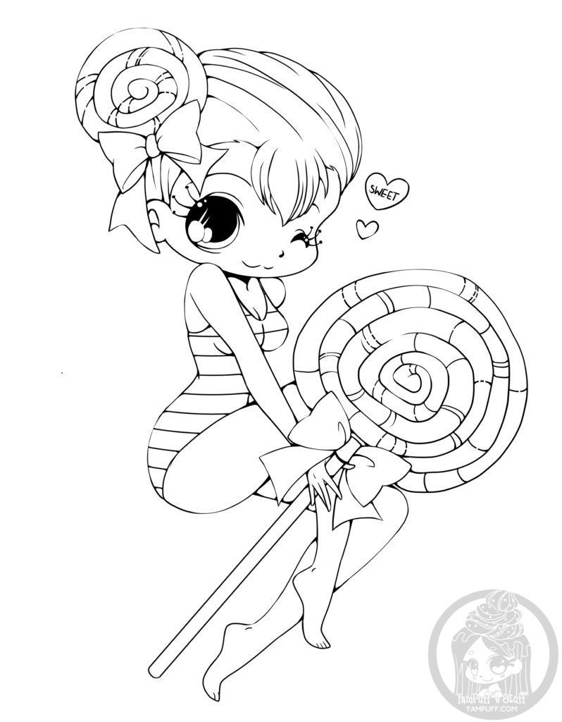 Manga Kawaii Coloriage Gratuit Par Yampuff Witch Coloring Pages Chibi Coloring Pages Cartoon Coloring Pages [ 1024 x 798 Pixel ]