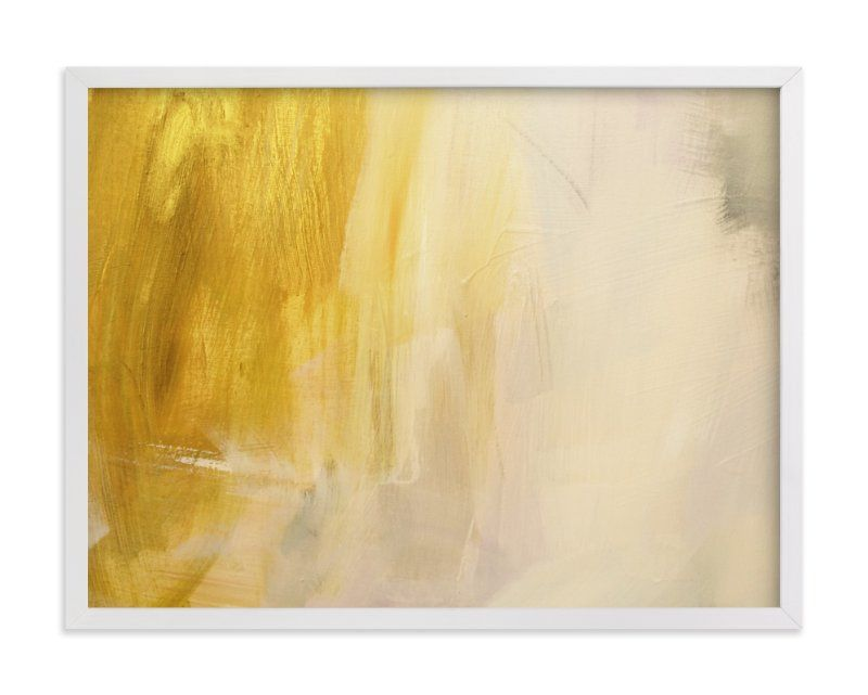 In gold limited edition art print by nell waters bernegger in beautiful frame options and a variety of sizes