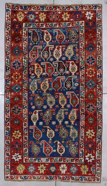 7499 Kazak Antique Caucasian Rug 4 3 X 6 4 In 2019