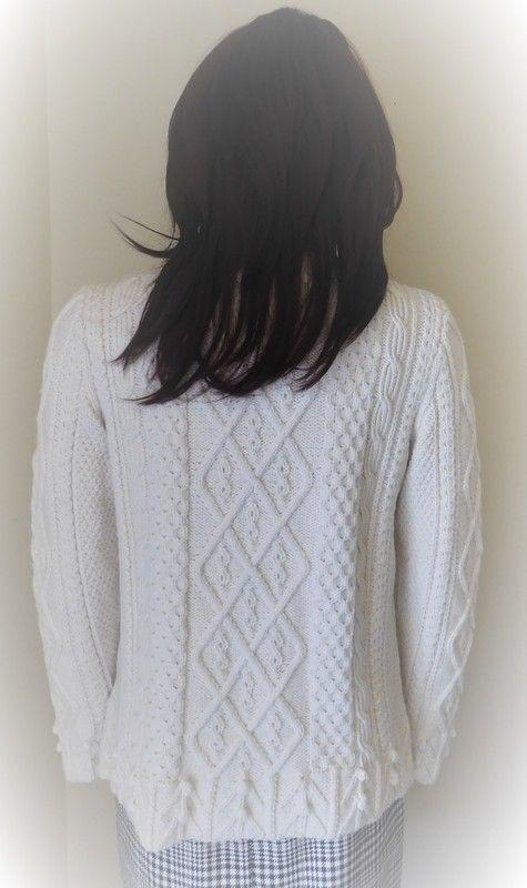 Pin de Donna Estin Designs en Sweater Knitting Patterns | Pinterest