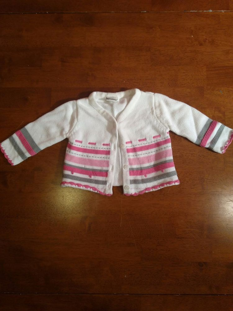 ba7e65caf baby girl sweater size 3 months stripes 3 pommes  fashion  clothing ...