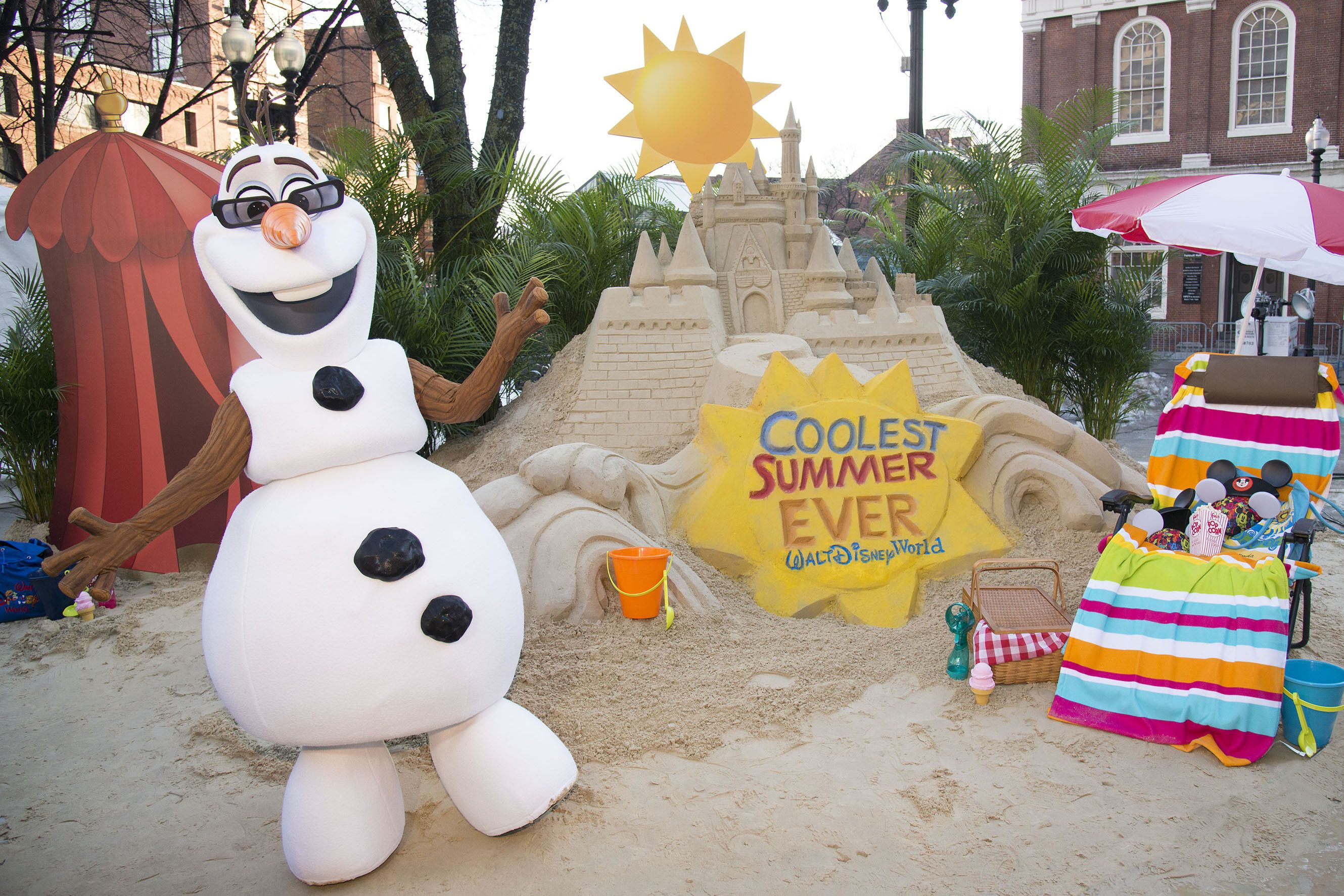 Get Ready for Another Summer of 'Frozen' at WDW