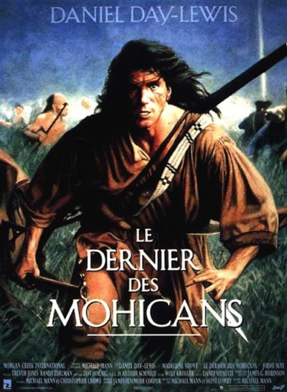 Le dernier des Mohicans [The Last of the Mohicans] - Michael Mann