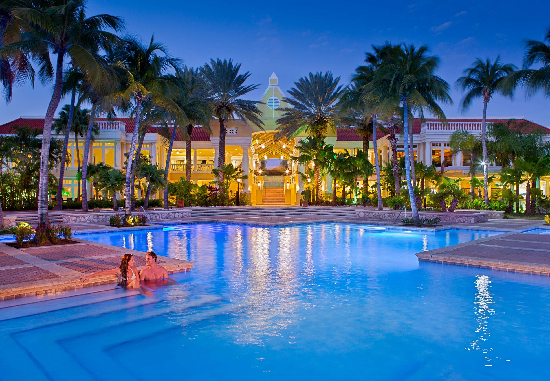 Marriott Beach Resort Amp Emerald Casino Luxury Curacao