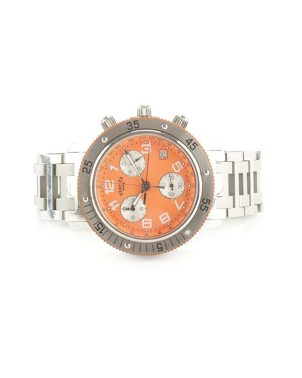 Spotted this Hermes Chronograph Diver CL Watch on Rue La La. Shop (quickly!).