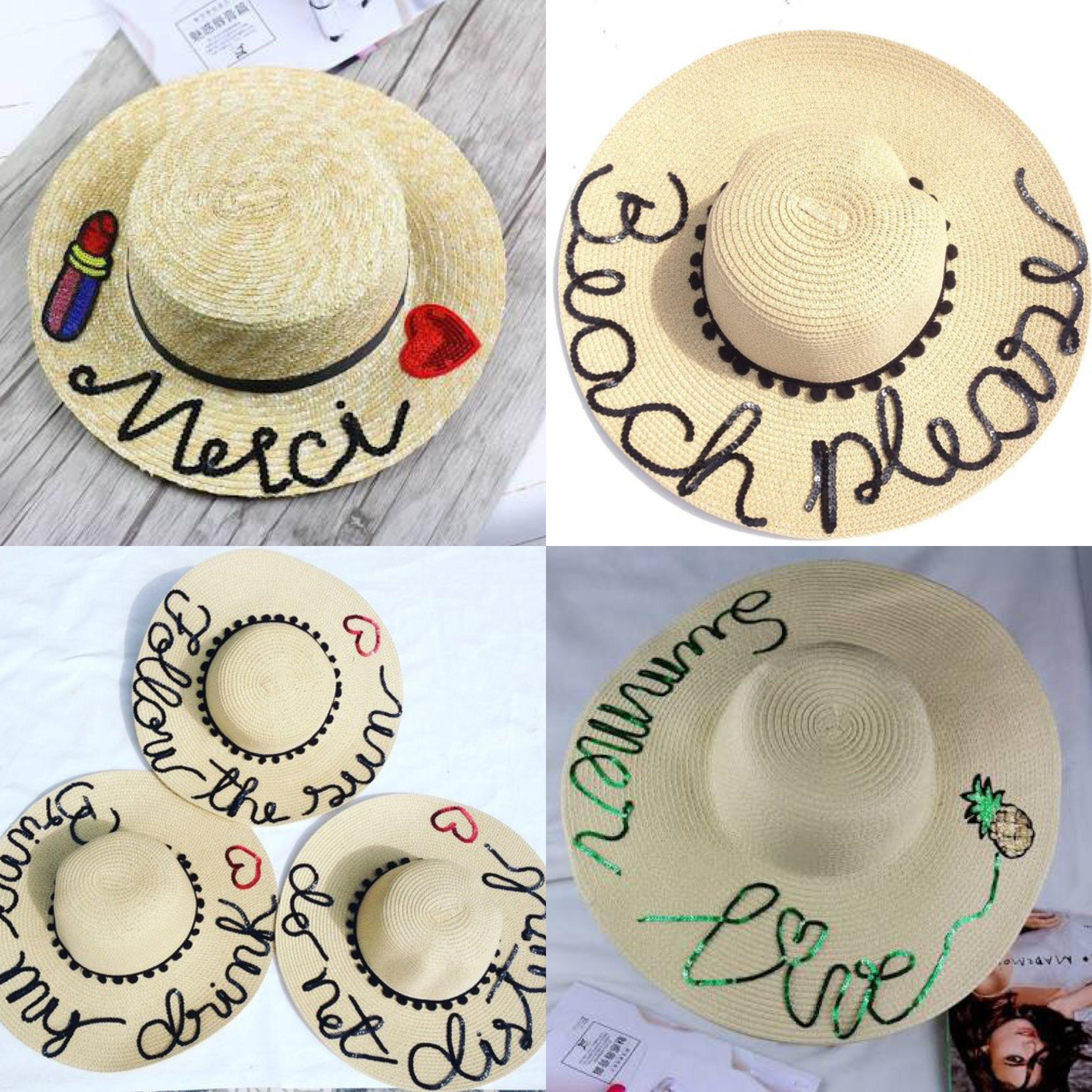 Chapéu de Praia Personalizado – Sonhos na Mochila   Lifestyle 01859f6acc