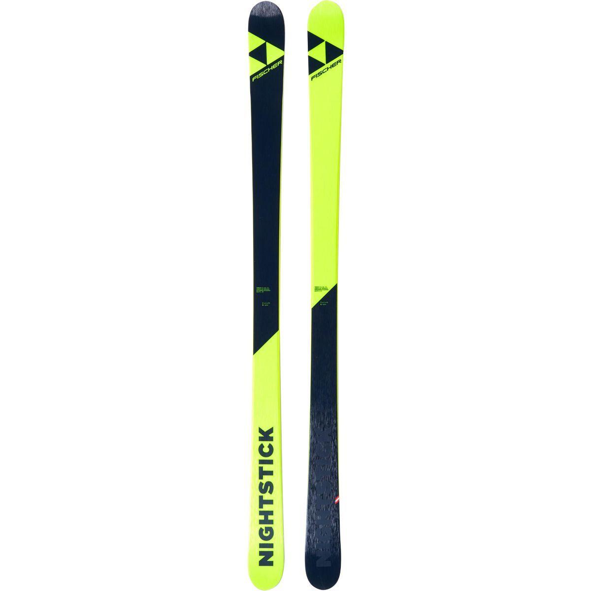 Fischer Nightstick Ski Skiing Alpine Skiing Ski Touring