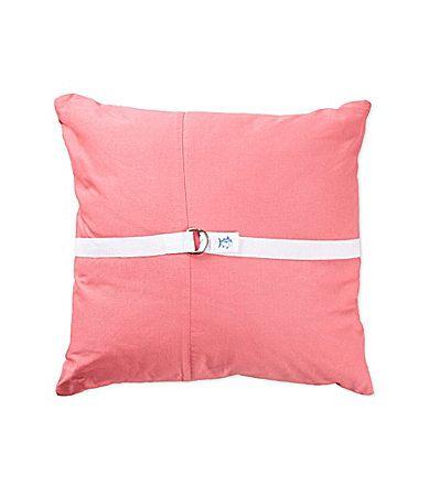 Southern Tide 18x18 DRing Decor Pillow