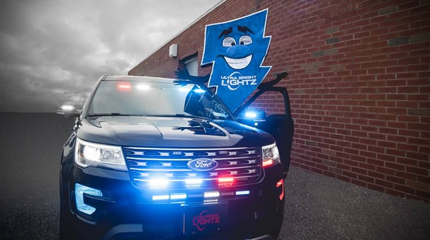 Mr Bolty From Ultra Bright Lightz Taking The Explorer For A Spin