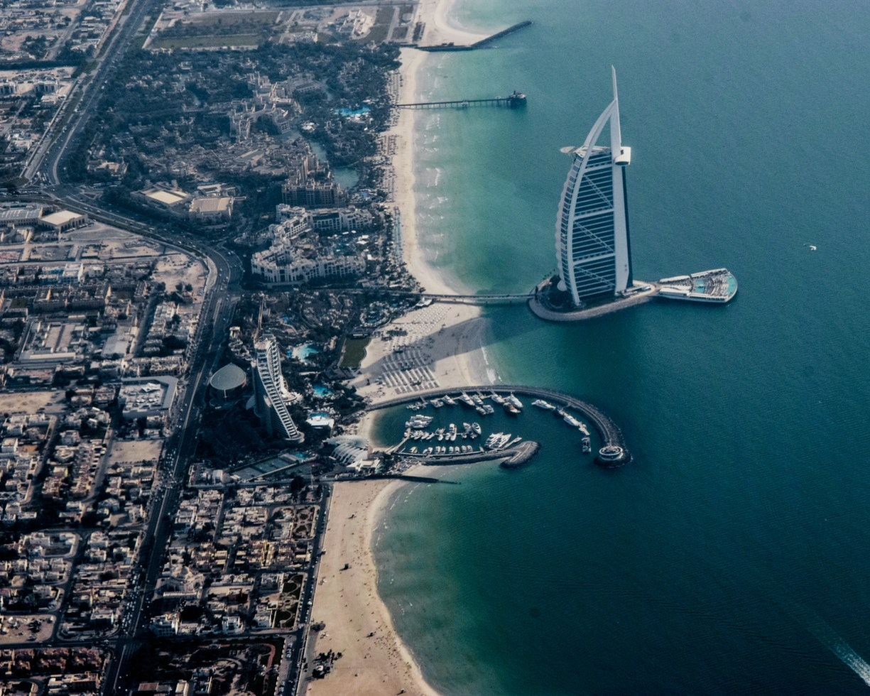 Top 10 Destinations on Every Woman's Travel List Aerial