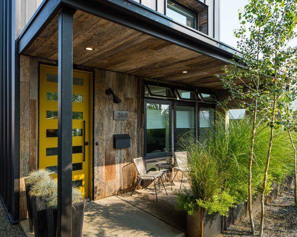 Lawrence Street Residence by Design Platform Pergola