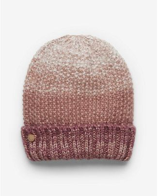f777cdfb6cf81 Express ombre beanie  hat  womens