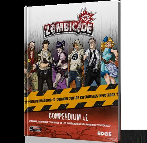 Zombicide Compendium 1 Juegos de lucha, Juegos y Juegos