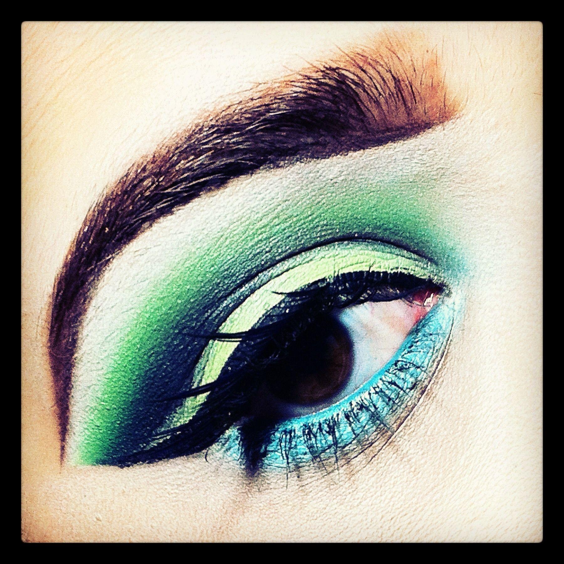 Nicki Minaj Inspired Makeup Makeup inspiration, Makeup