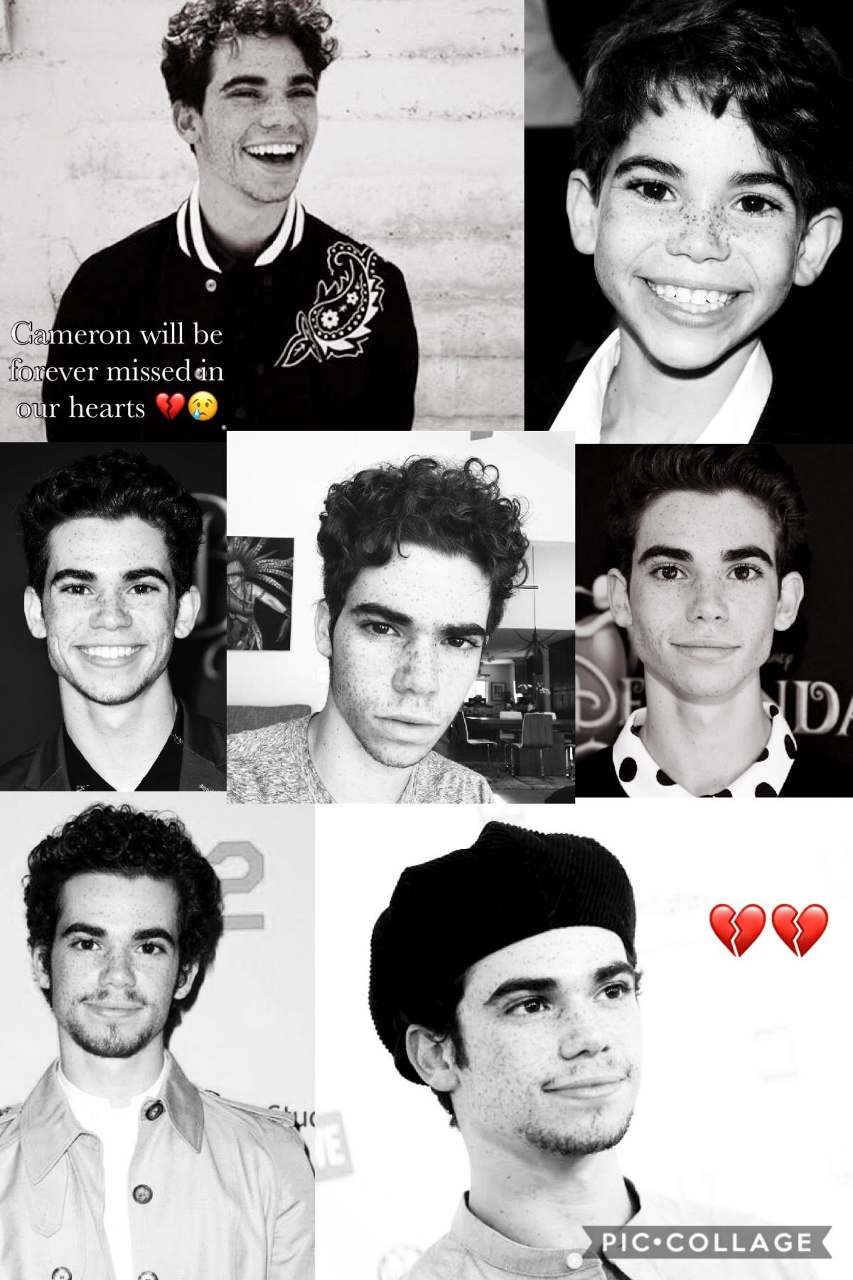 Pin By Hailey Luvianos On In Memory Of Cameron Boyce Cameron Boyce Cameron Boys Cameron