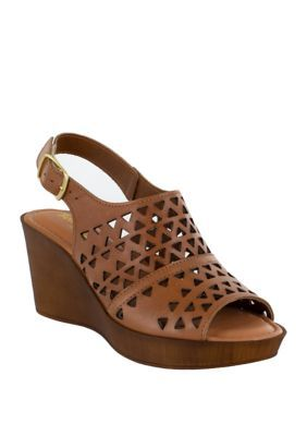 Photo of Bella-Vita Deb Italy Wedge Sandals