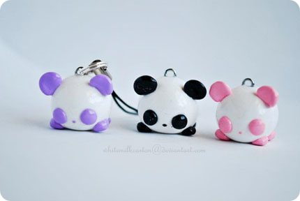 Pandas by whitemilkcarton.deviantart.com on @deviantART
