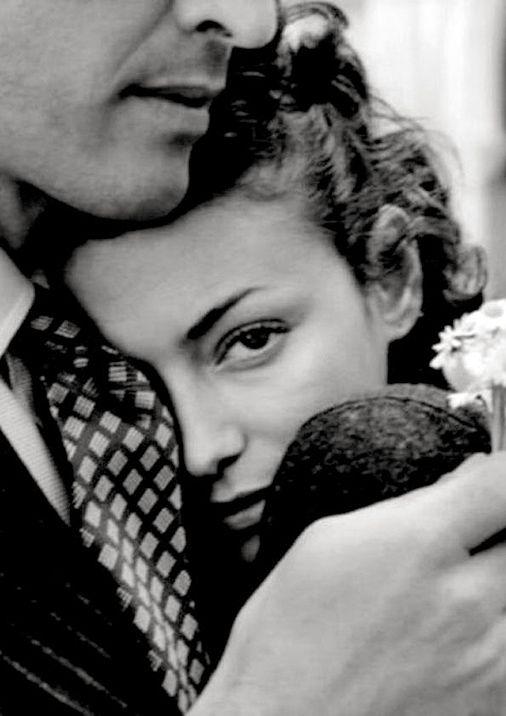 Robert Doisneau no byn pareja al reves arte