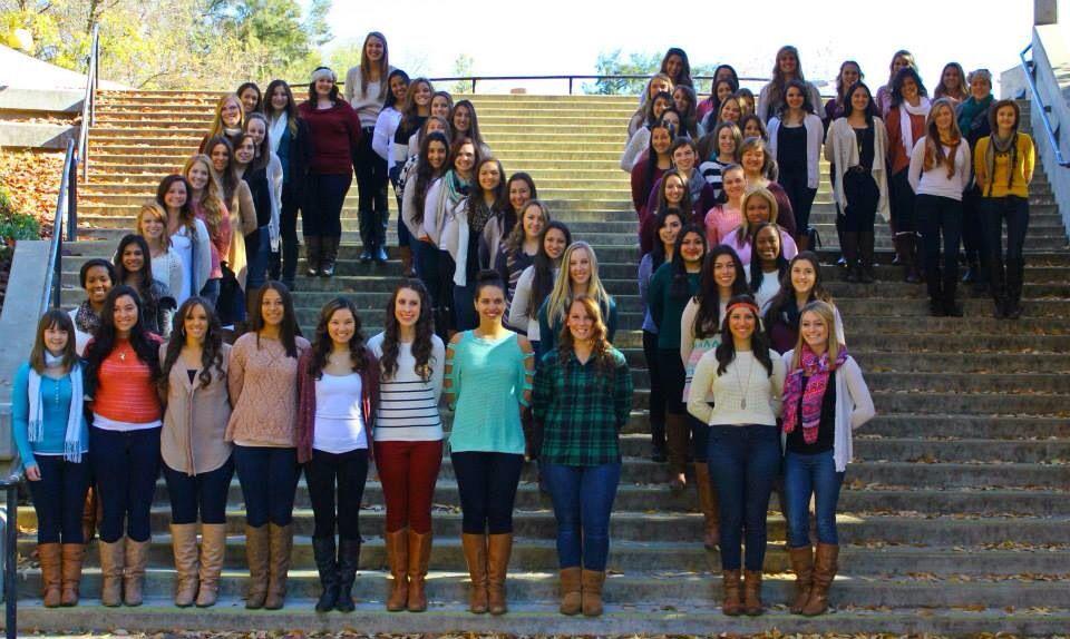 Delta gamma sacramento state photos sisterhood event