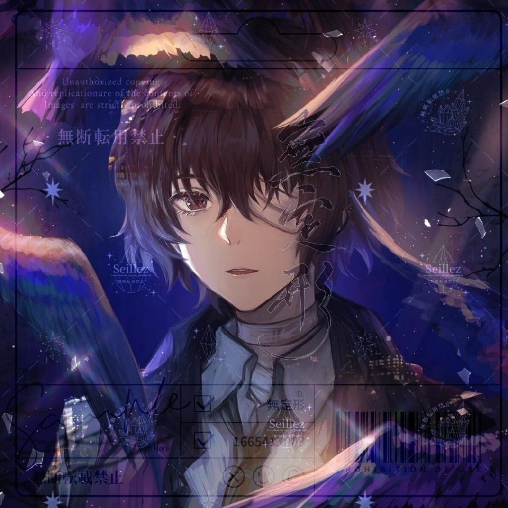Osamu Dazai In 2020 Stray Dogs Anime Bongou Stray Dogs Bungo Stray Dogs