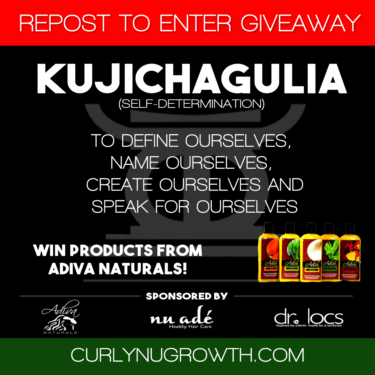 Celebrate Kwanzaa Day 2 Curlynugrowth