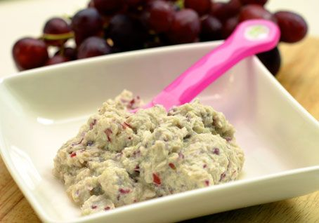 Chicken And Grape Pure Baby Food Recipes Baby Food Recipes