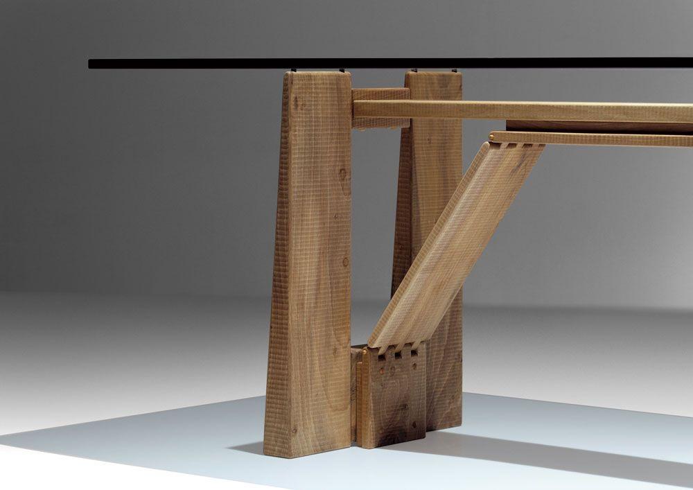 tavoli legno vetro - Cerca con Google   Scrivanie   Pinterest ...