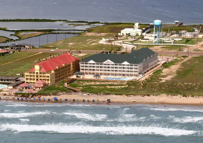 hilton garden inn south padre island this is where my wedding and reception were held this photograph was taken before the 4000 sq ft deck was built - Hilton Garden Inn South Padre