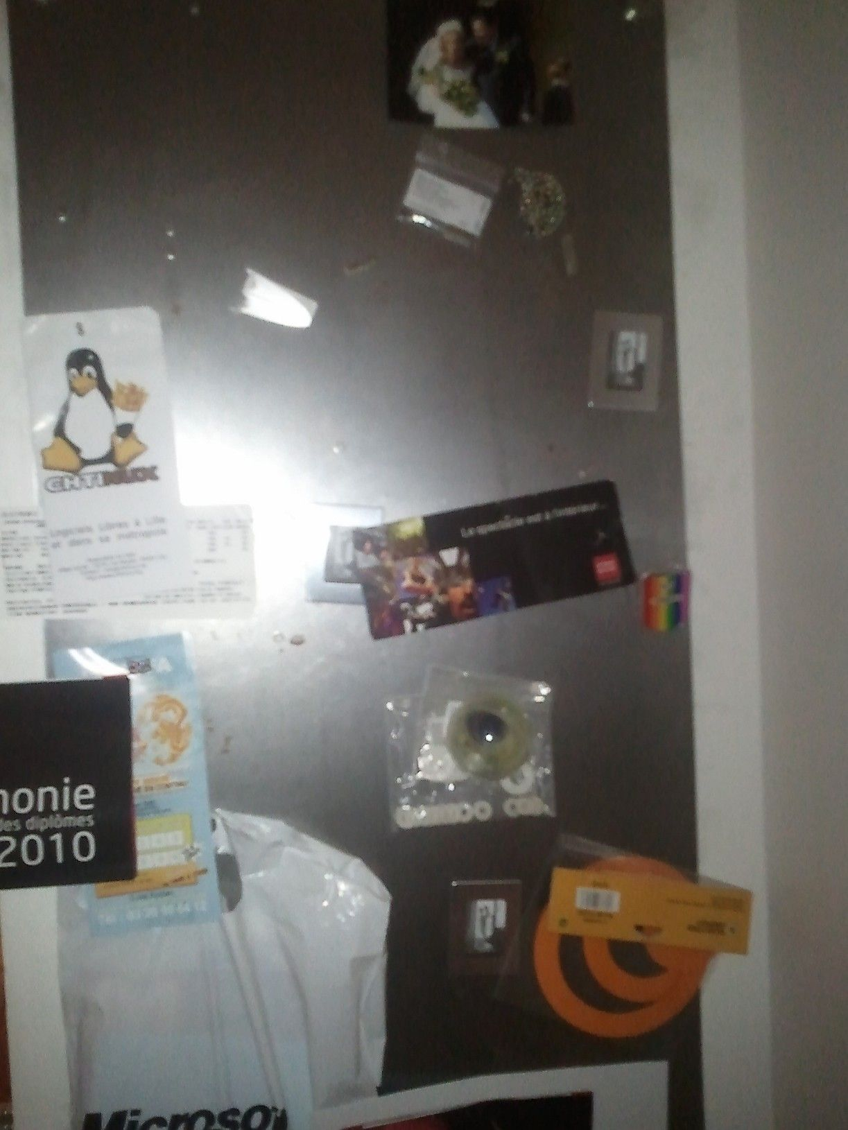 magnet it create your own panel and magnet what ever you want on it