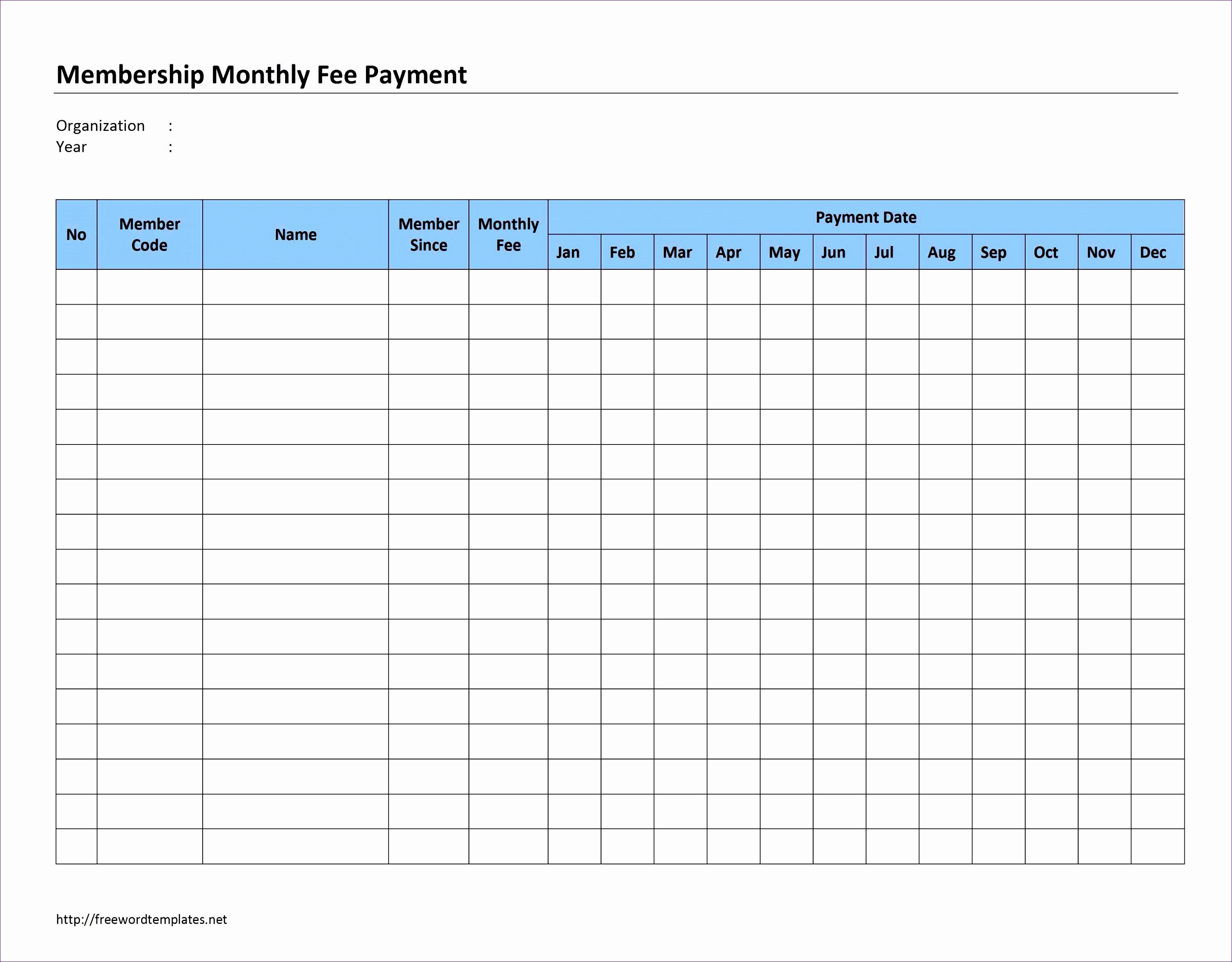 Monthly Payment Schedule Template Elegant Free Weekly Schedule Templates For Excel Smartshee In 2020 Schedule Template Certificate Templates Business Proposal Template