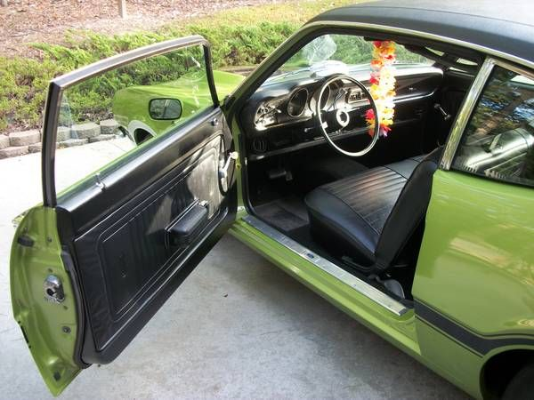 Cleanest In The World 1972 Ford Maverick Grabber V8 Ford