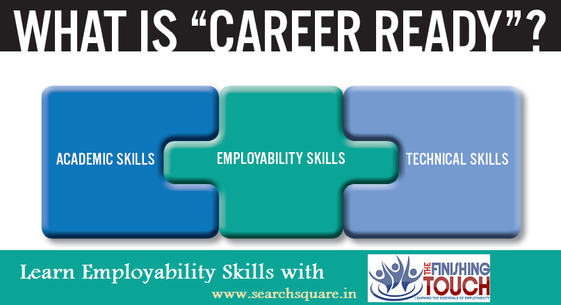 Career readiness involves three major skill areas: 1) Core academic: skills and the ability to apply those skills to concrete situations in order to function in the workplace and in routine daily activities;   2)Employability skills (such as critical thinking and responsibility) that are essential in any career area and which employers are looking for in a right candidate; and   3) Technical, job-specific skills related to a specific career pathway.