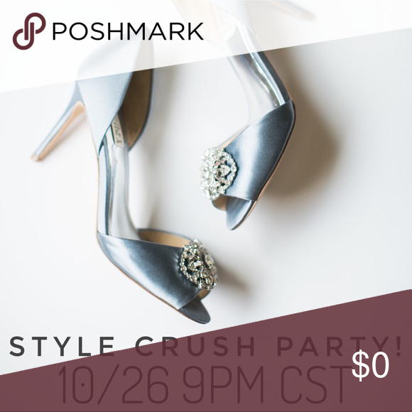 Style Crush Party Co-Host! Hosting my fifth posh party with other fellow campus reps!!! Other