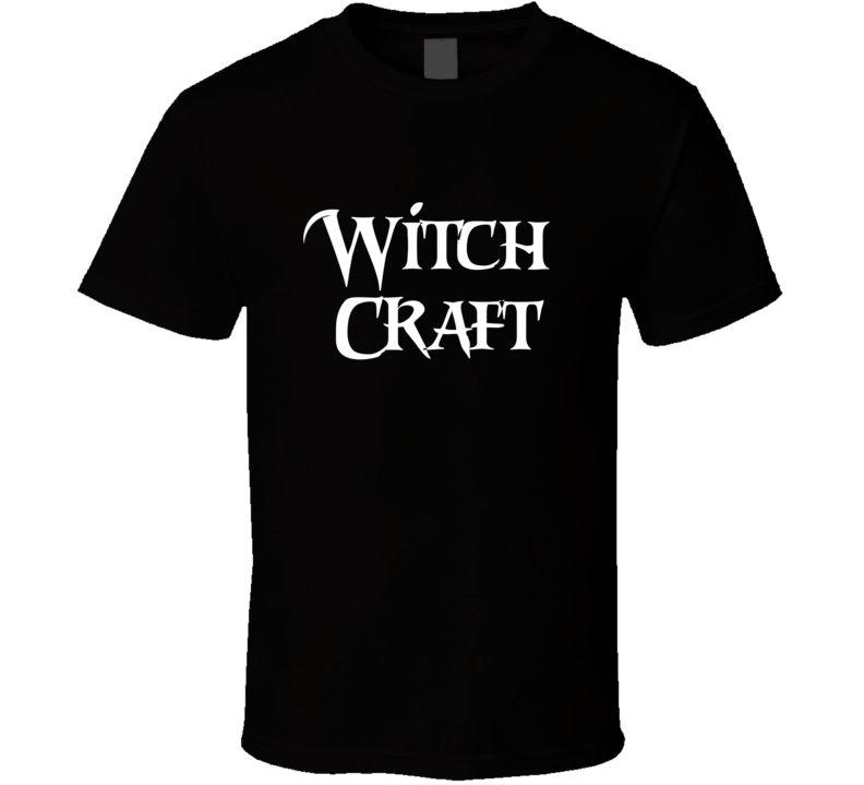 Witch Craft Cool Halloween Costume T Shirt