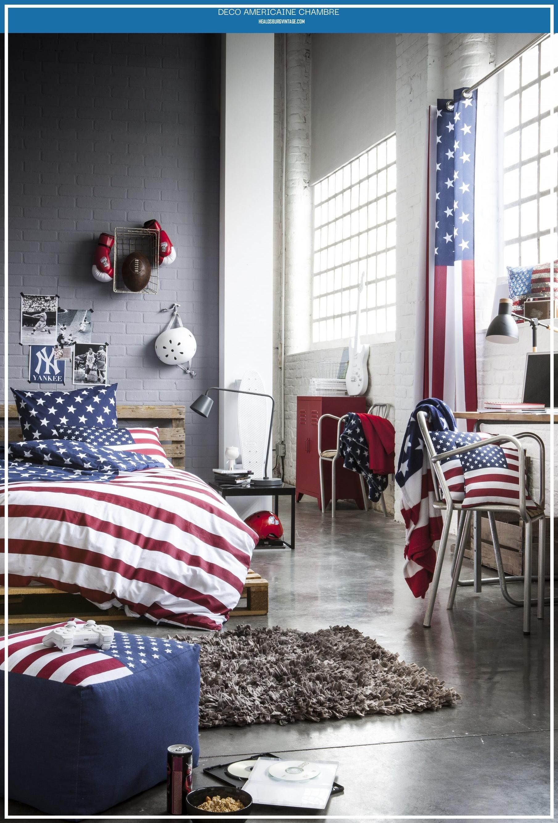 Deco Americaine Chambre   Home, Home decor, Luxurious bed