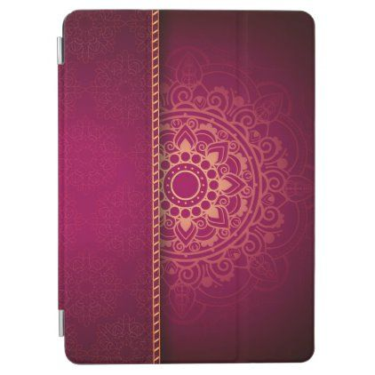 luxury mandala iPad air cover