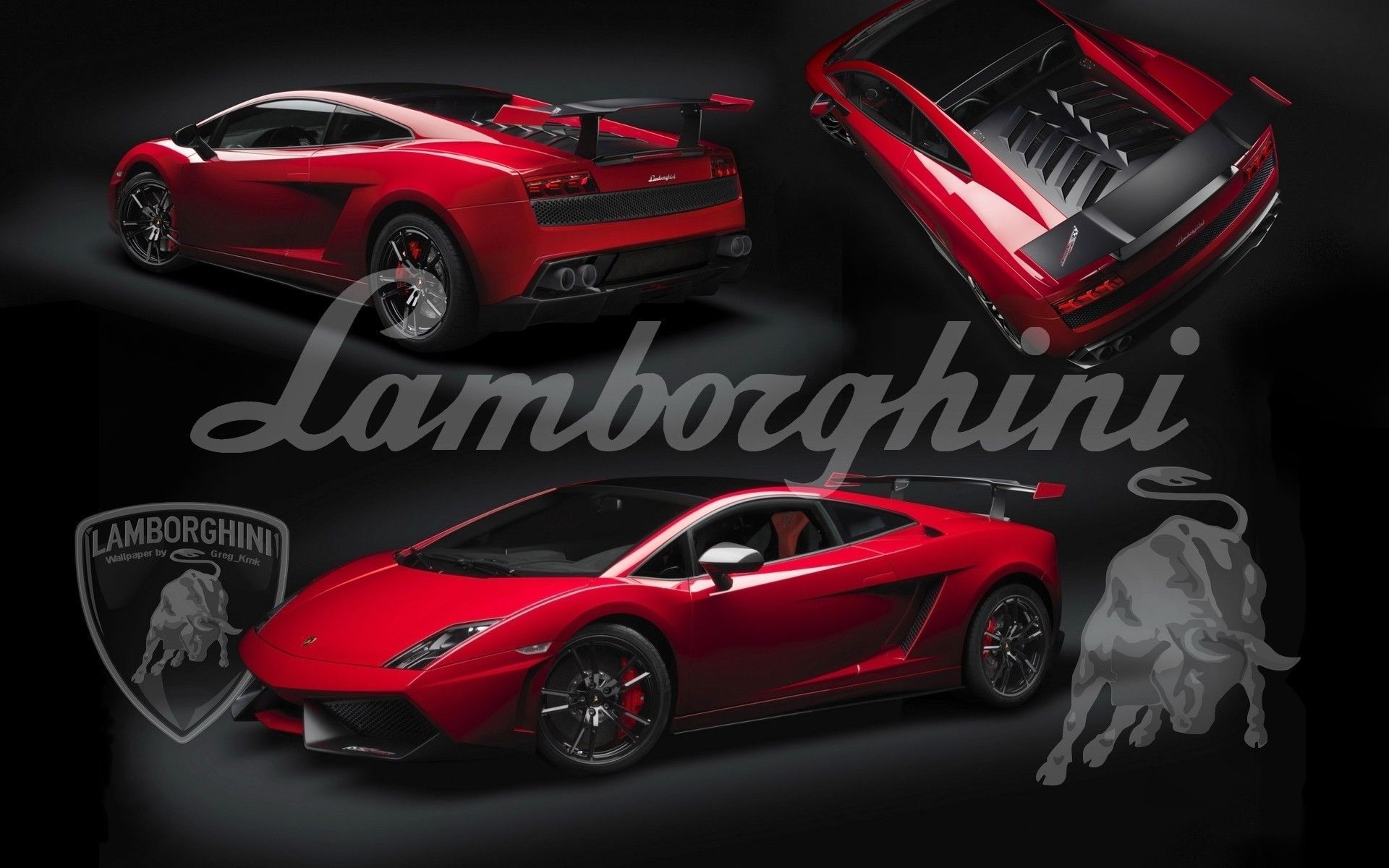 Lamborghini Gallardo Wallpapers HD Wallpaper