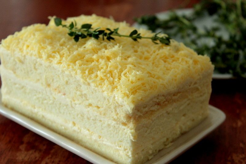 Snow Cheese Cake   Resep