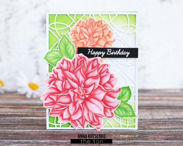 birthday pop up flower card the season  flower cards