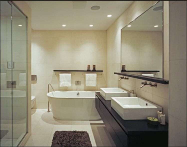 Contemporary #Interior #Design #Bathroom Classic Ideas Visit http://www.suomenlvis.fi/